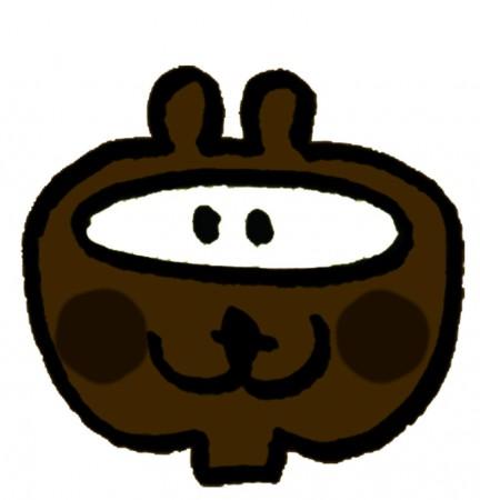 たぬき丼キャラクター