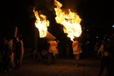 7月22日(土) しがらき火まつりtags[滋賀県]