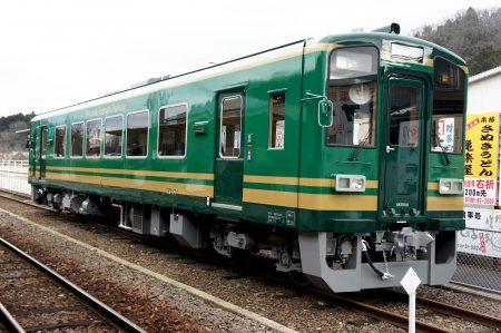 信楽高原鐵道 新型車両SKR501出発式・運行開始のお知らせtags[滋賀県]