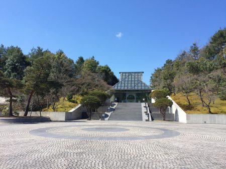 MIHO MUSEUM 休館のおしらせ