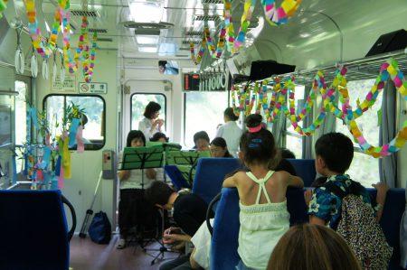 信楽高原鐵道「七夕列車」のお知らせtags[滋賀県]