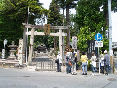 8/12(土)地元ガイドとまち歩き!無料ガイドのおしらせ
